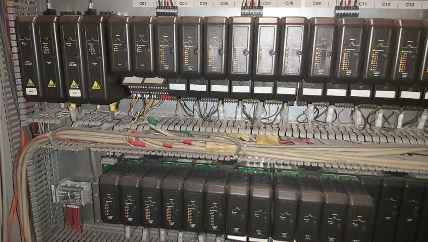 کارت های سیستم کنترل دلتاوی